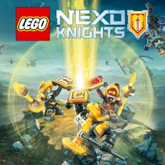Lego Nexo Knights Defeat Defeat the Stone Colossus