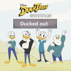 Ducktales All Ducked out