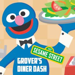 Sesame Street Glover's Diner Dash