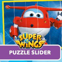 Super Wings Puzzle Slider