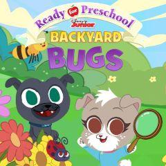 Ready for Preschool Backyard Bugs