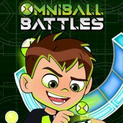 Ben 10 Omniball Battles