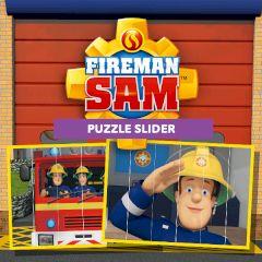 Fireman Sam Puzzle Slider