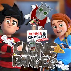Dennis & Gnasher Unleashed Clone Ranger