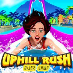Uphill Rush Slide Jump
