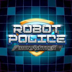 Robot Police Iron Hunter