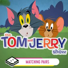 The Tom and Jerry Show Matching Pairs