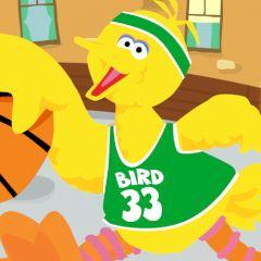 Big Bird's Basketball