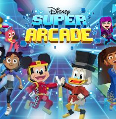 Disney Super Arcade 2