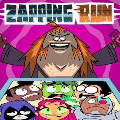 Teen Titans Go! Zapping Run