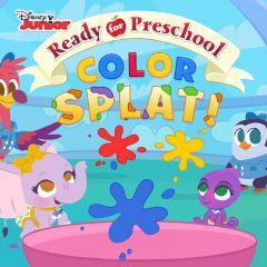 Ready for Preschool Color Splat!