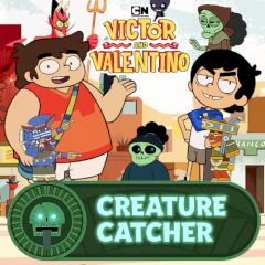 Victor and Valentino Creature Catcher