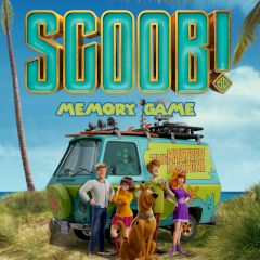 Scoob! Memory Game