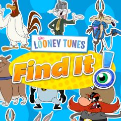New Looney Tunes Find It!
