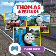 Thomas & Friends Puzzle Slider