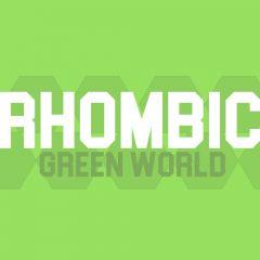 Rhombic Green World