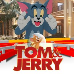 Tom & Jerry Mousetrap Pinball