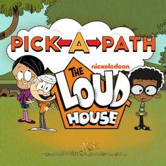 The Loud House Pick-a-Path