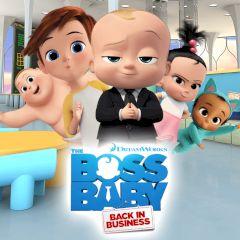 Boss Baby Matching Pairs
