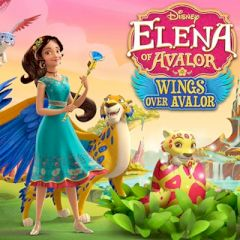 Elena of Avalor Wings over Avalor